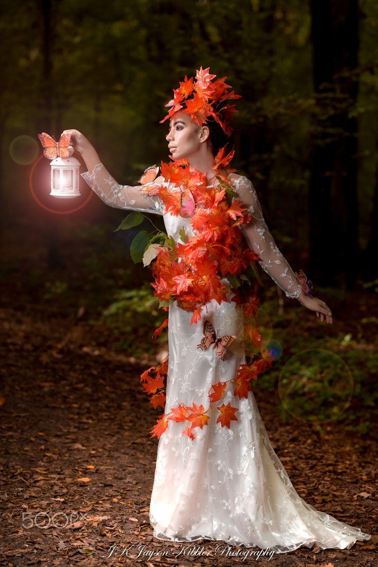 Autumn Fairy - Autumn Fairy