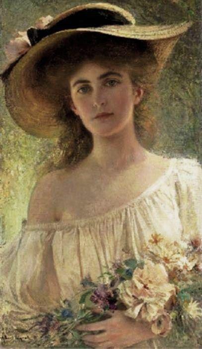 Albert Lynch (Peruvian artist, 1851-1912) Eternal Sunshine
