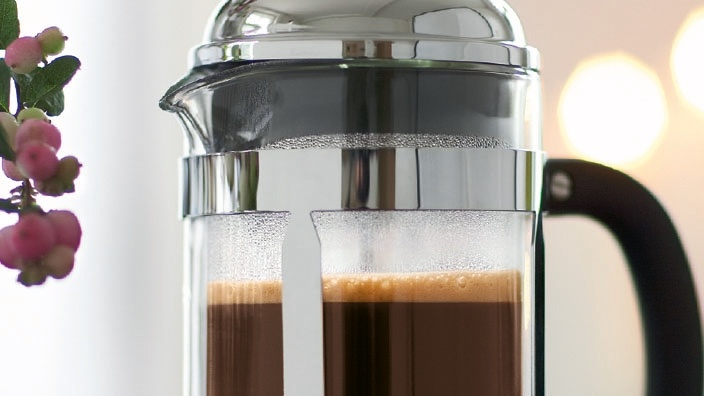 Needing some energy? haha I really need it! It makes delicious coffee. (french press coffee)