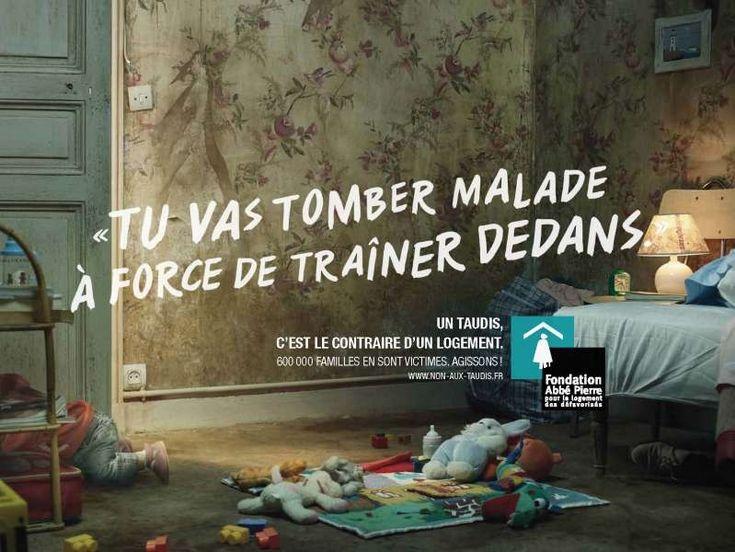 Fondation Abbé Pierre - Contre les conditions de vie insalubres (BDDP Unlimited)