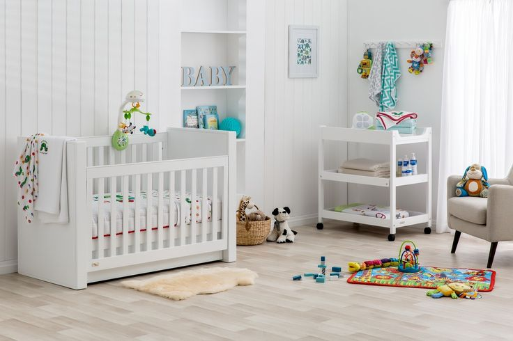 Simple yet beautiful. Kit your nursery out with the essentials for you and the little one.