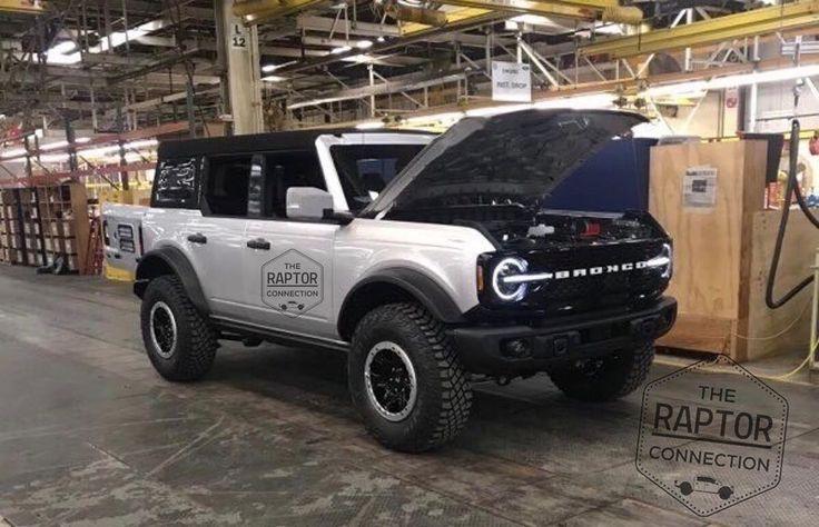 2.7liter V6 a in 2020 Ford bronco, Bronco, Ford