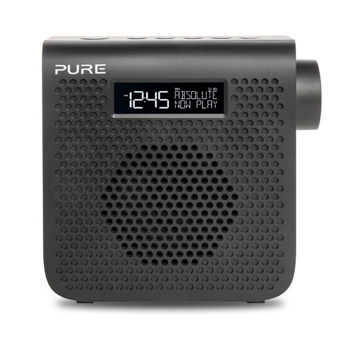 Pure Radio Numérique One Mini Serie 3 Noir à 79,90 EUR sur lick.fr