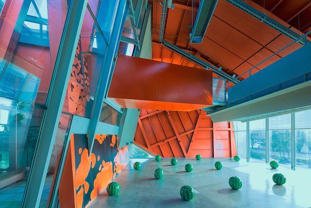 The Colorful Groninger Museum – Fubiz™