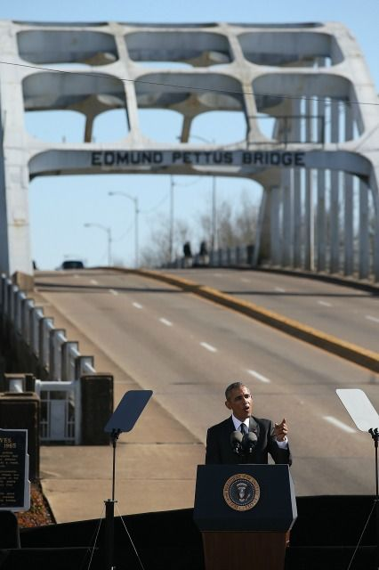 The best moments from President Barack Obama's speech in Selma.