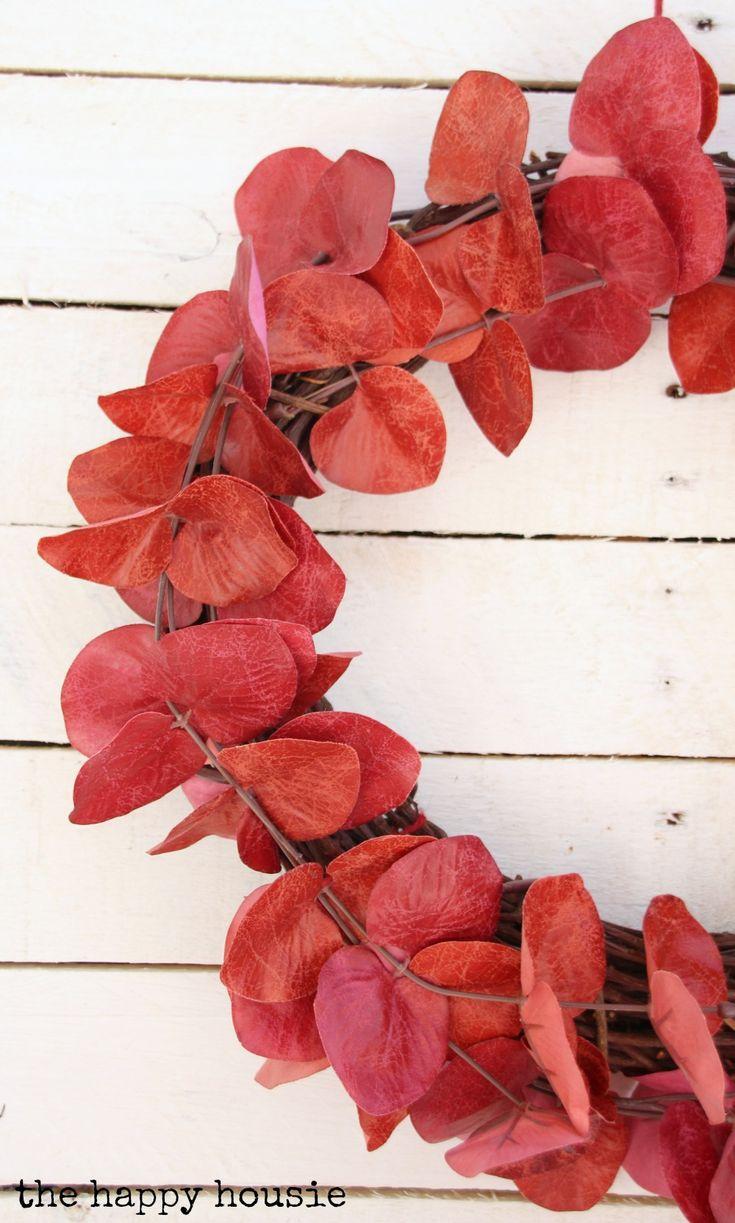 5 Minute Dollar Store DIY Fall Wreath