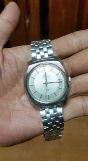 antiQue Bekasi: arloji jam tangan pria titus antik orisinil masih ...