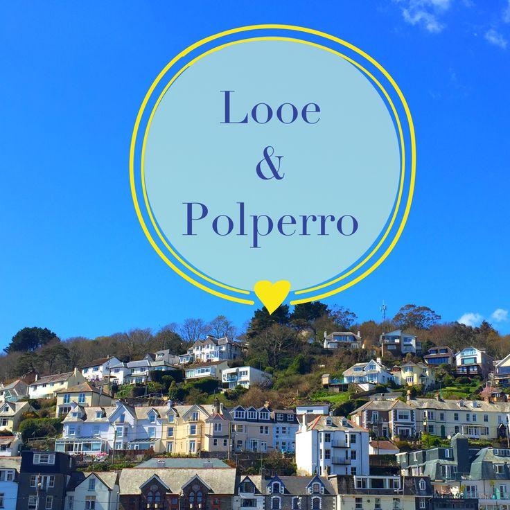 Looe and Polperro, Cornwall