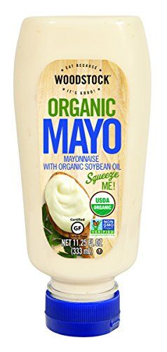 Woodstock Farms Organic Mayo Squeezable 1125 oz * BEST VALUE BUY on Amazon