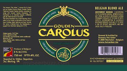 mybeerbuzz.com - Bringing Good Beers & Good People Together...: Gouden Carolus - Hopsinjoor