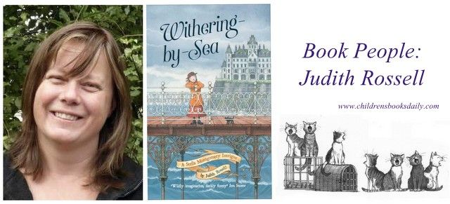 Book People: Judith Rossell -  Children's Books Daily