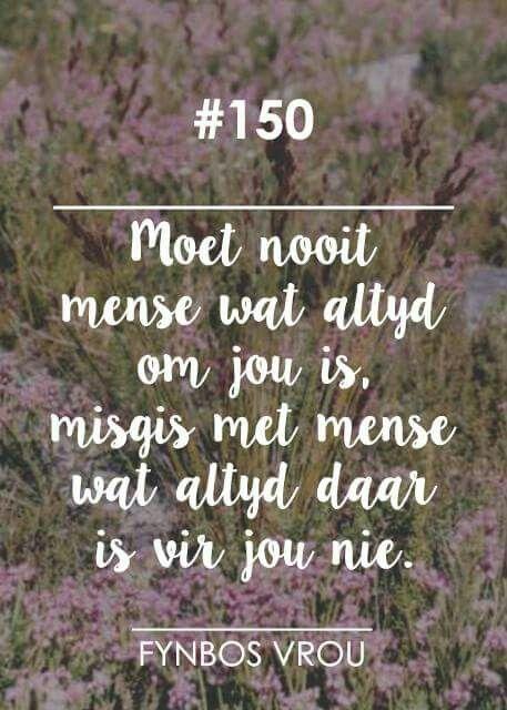 __[Fynbos Vrou/FB] # 150 #Afrikaans
