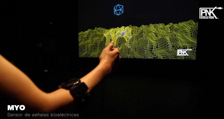 REEL 2015 - Proyectos de Diseño Interactivo realizados por PANORAMIKA