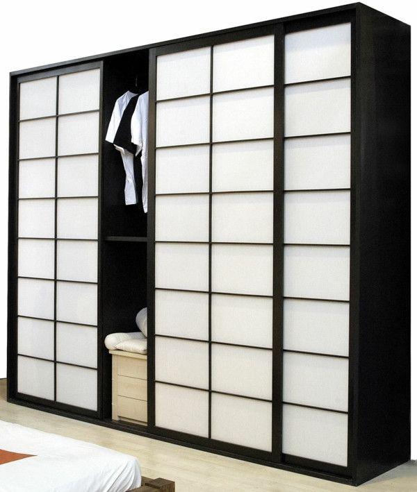 Armoire Japonaise Joli Armoire Japonaise Portes Coulissantes Japonaises Sur Un Porte Coulissante Armoire Closet Door