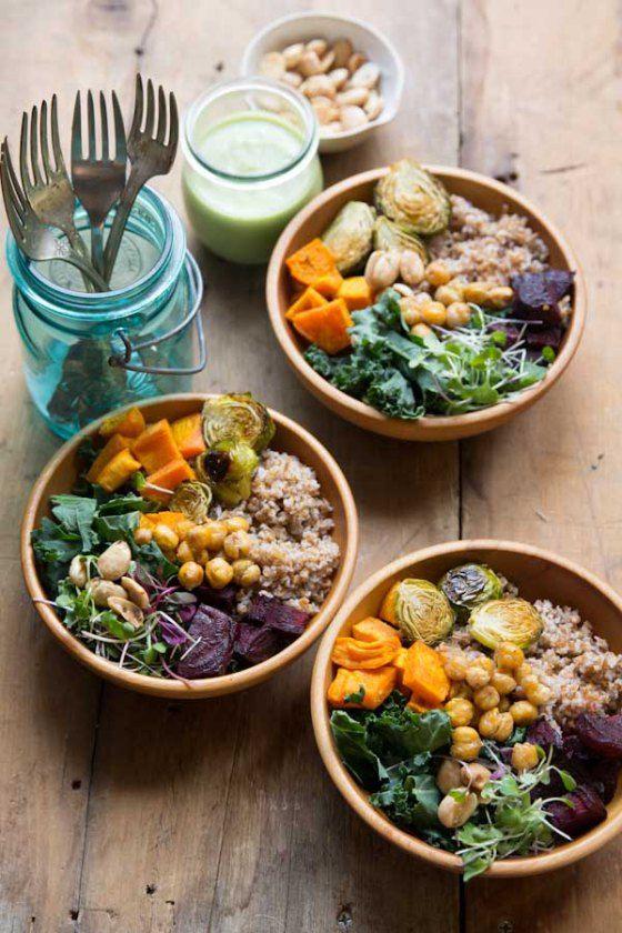 5 Superfood Salads to Make This Week | Elana Lyn