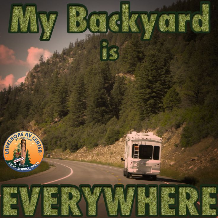Where is your backyard?