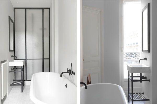 Loft & Appartement haussmannien : le travail de Nicolas Schuybroek - Frenchy Fancy -