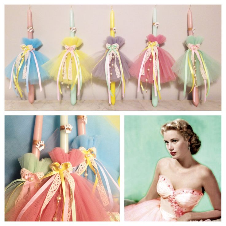 ACCESSORIES | Chryssomally || Art & Fashion Designer - Handmade Princess Easter candles