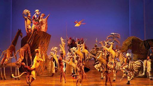 Tickets para El Rey León, Broadway: ¡El musical más visto!