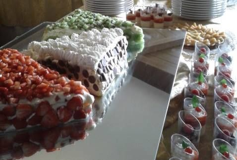 "An ""italian"" cake"