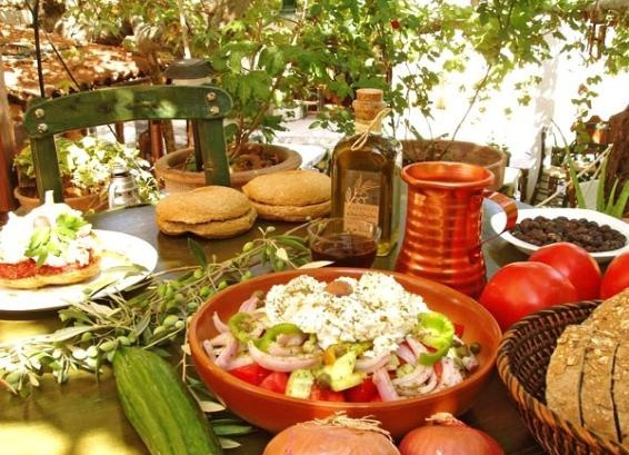 Cretan Diet - Traditional Cretan Nutrition