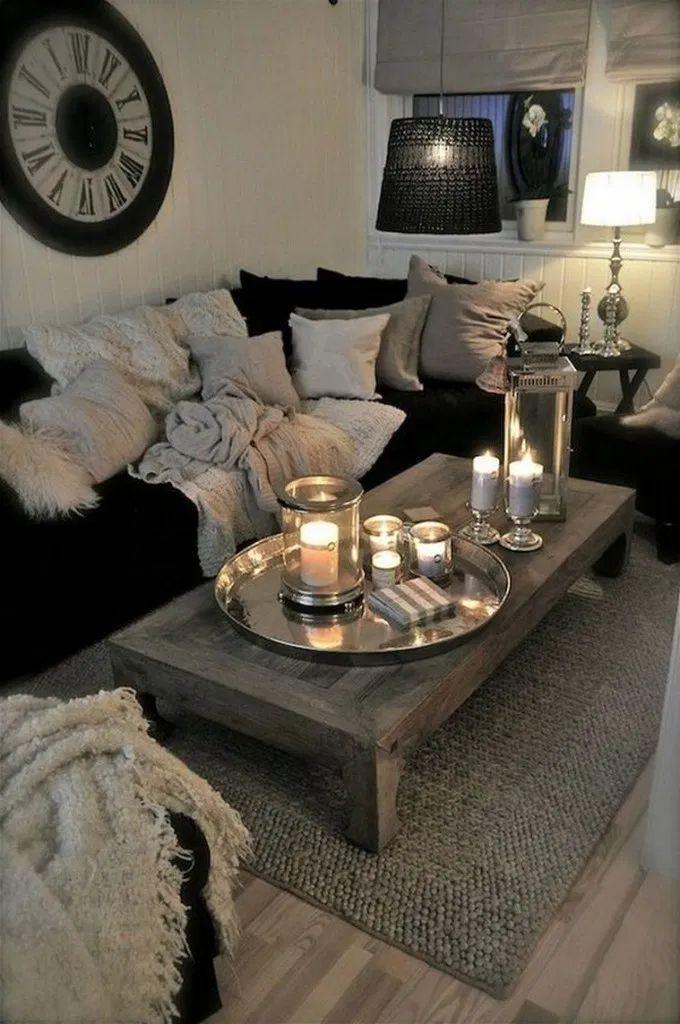 15 Smart Small Apartment Dekorieren Ideen mit kleinem Budget #apartment #apartme…