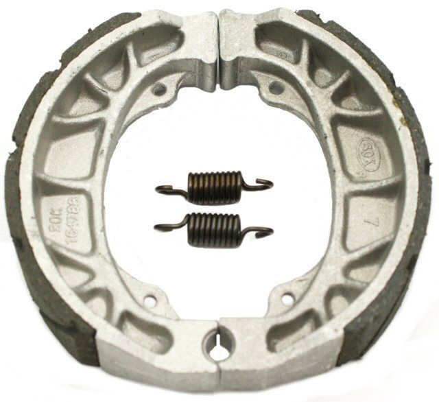 Hoca Racing Scooter Motorcycle 105mm QMB139 Brake Shoes