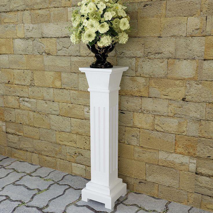 Best 25 wooden plant stands indoor ideas on pinterest wooden plant stands indoor plant - Plant pedestal indoor ...