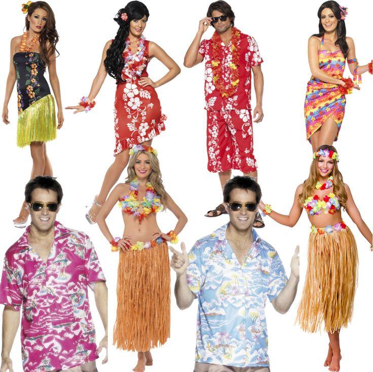 luau party dress code