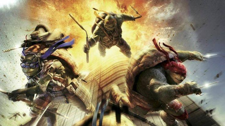 Tornano al cinema le Tartarughe Ninja, combattenti mutanti con il nome dei grandi artisti del Rinascimento