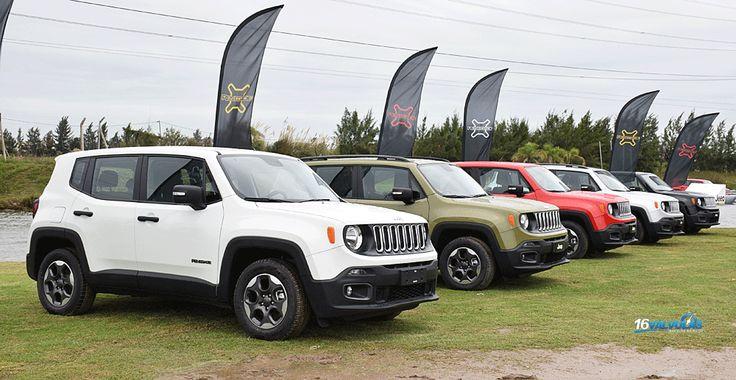 El #Jeep #Renegade ya está en Argentina https://www.16valvulas.com.ar/se-lanzo-el-jeep-renegade-en-la-argentina/