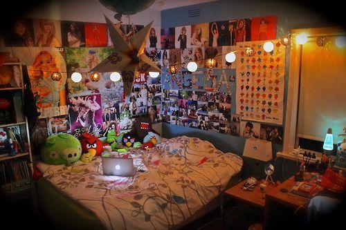 teenage bedrooms | Tumblr