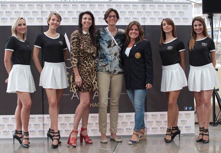 #Larvotto Our Master of Ceremony @lorenabaricalla #tiahellebaut @pernillawiberg with the #monacowslamodels after the official launch day of the @monacowsla press conference at @sportelmonaco in #grimaldiforum #spaw15 #monaco #monacowsla #ski #athletic #internationalballetstar #belgium #sweden #dancer #skiing #highjumper #olympic #olympicchampion #legend #womens #beauty #montecarlo #like4like #sport #scandinavian #mymonaco #pressconference #flanders #principautedemonaco #elega