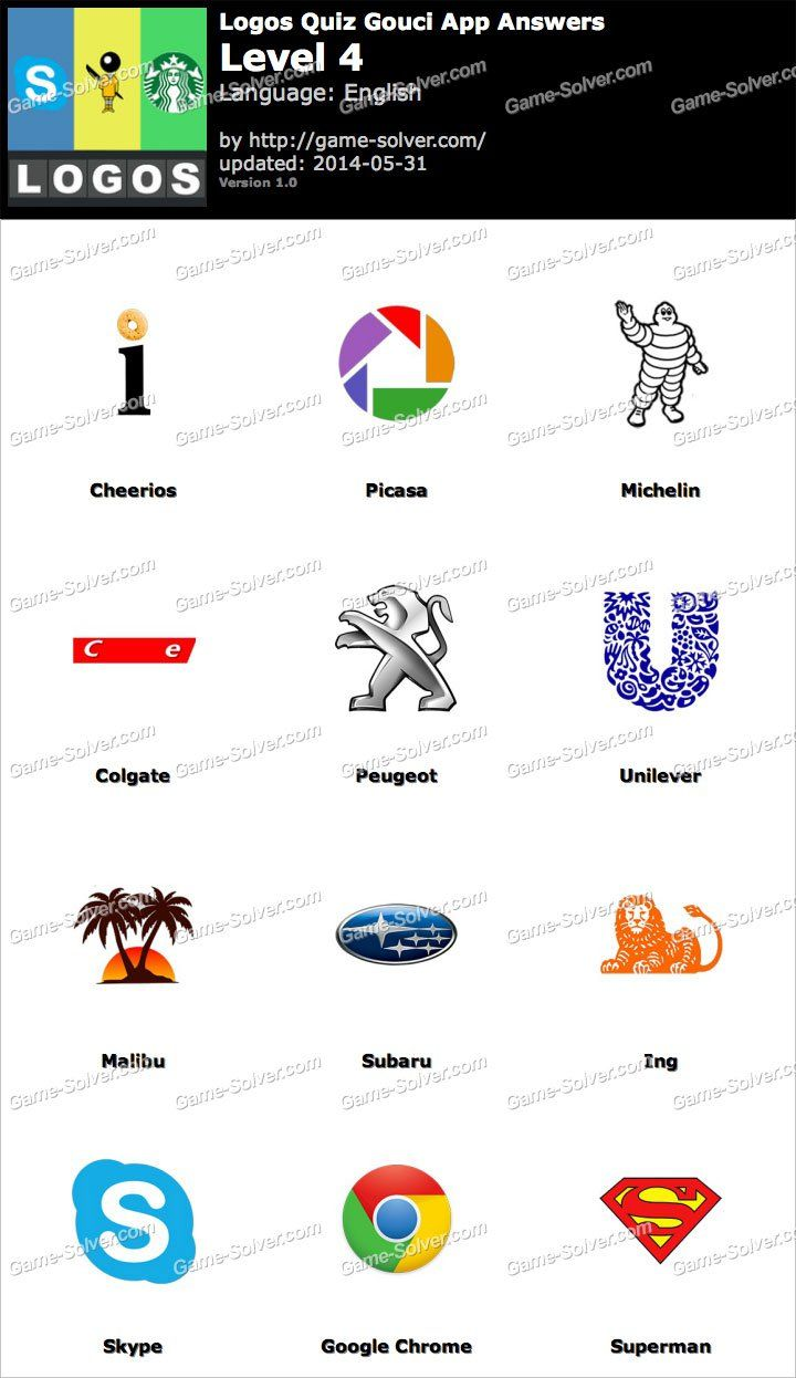 20 best logo quiz images on pinterest logos quiz gouci app level 4 thecheapjerseys Image collections