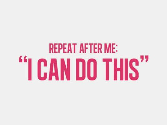 Image result for can i do it quote