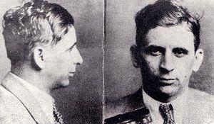 Mafia Mug Shots: Meyer Lansky (2)