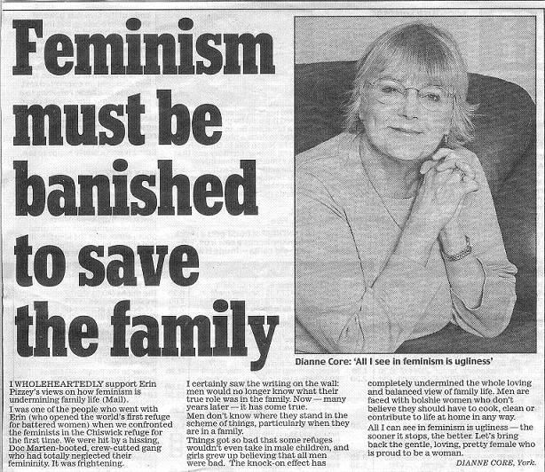 """feminism liberal feminism (2000), """"radical feminism blames the exploitation of women on men """" the term radical is derived from the latin word radix, radic, meaning the root."""