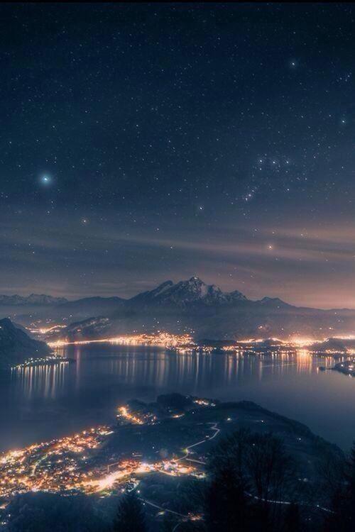 Lake Lucerne / Vierwaldstättersee, Switzerland