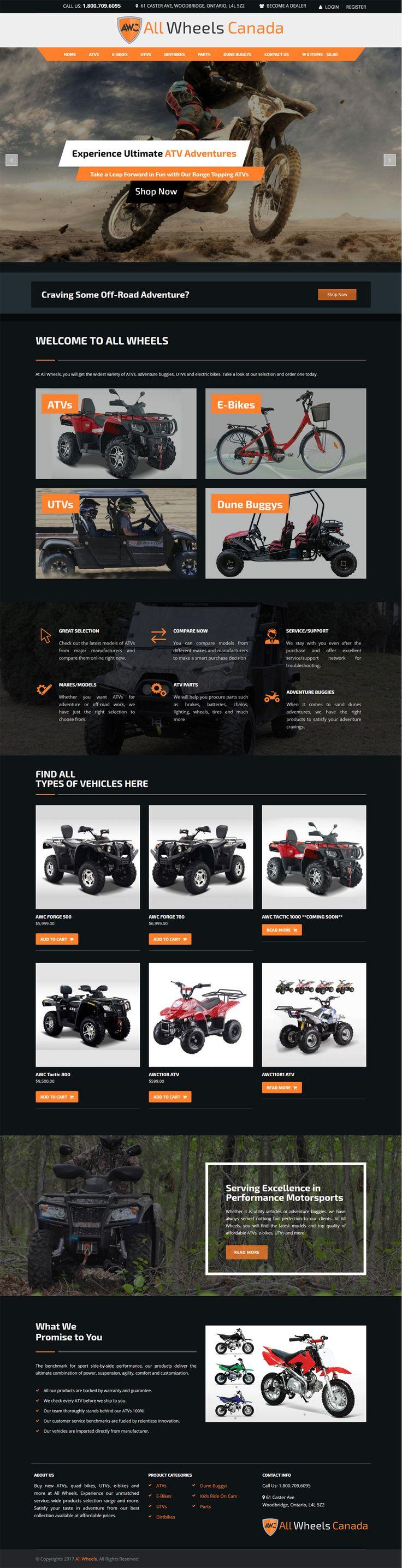 #Beautiful #eCommerce #WebsiteDesign #development #Portfolio #Mississauga #ontario #canada