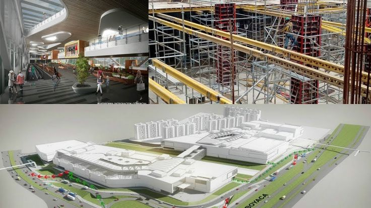 Avances Centro comercial El Edén abrirá sus puertas en mayo de 2019