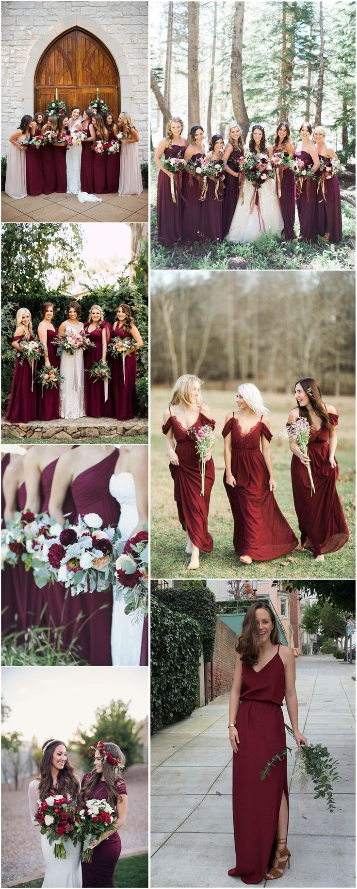 The 25+ best Winter bridesmaid dresses ideas on Pinterest