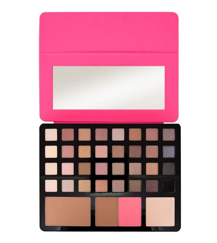 Freedom Makeup London Pro Artist Pad - Studio to Go (Pink)