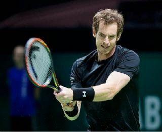 Blog Esportivo do Suíço: Murray passa tranquilo pela estreia em Roterdã