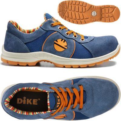 Zapato seguridad DIKE AGILITY ADVANCE S1P Azul