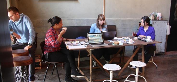 Hometown Coffee, The Hague, NL #coffeehouse