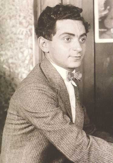 "Irving Berlin (1888 - 1989) Composer.  Coming from very humble beginnings, he penned some of the greatest and most memorable songs in American history. From ""Alexander's Ragtime Band"" to ""God Bless America"" to ""White Christmas,"" he left a legacy of music."