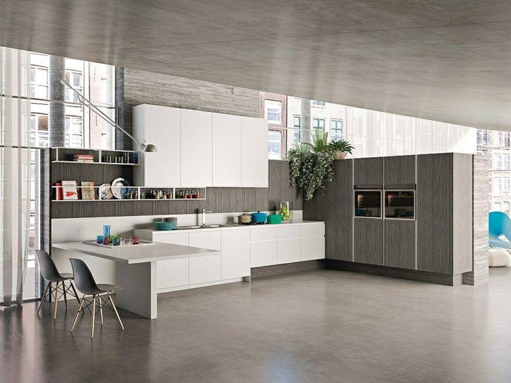85 best minimalistische küche images on pinterest | kitchen, Kuchen