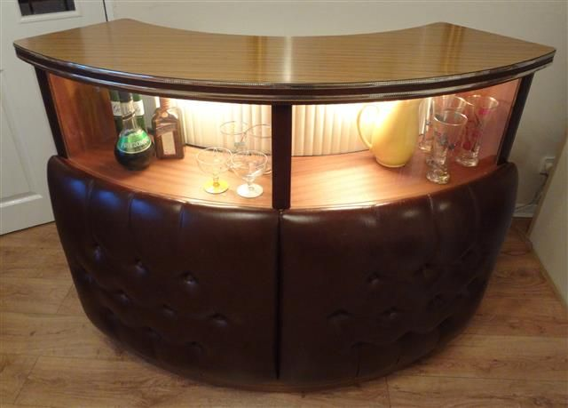 bars for home retro | McIntosh Retro Sideboard | Bar\'s Open ...