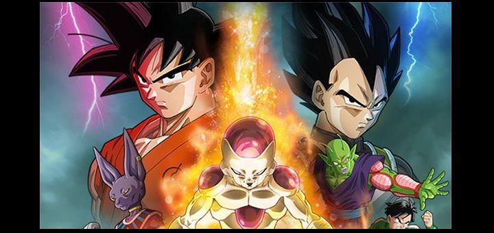 Novo visual de Goku Deus Super Saiyajin em