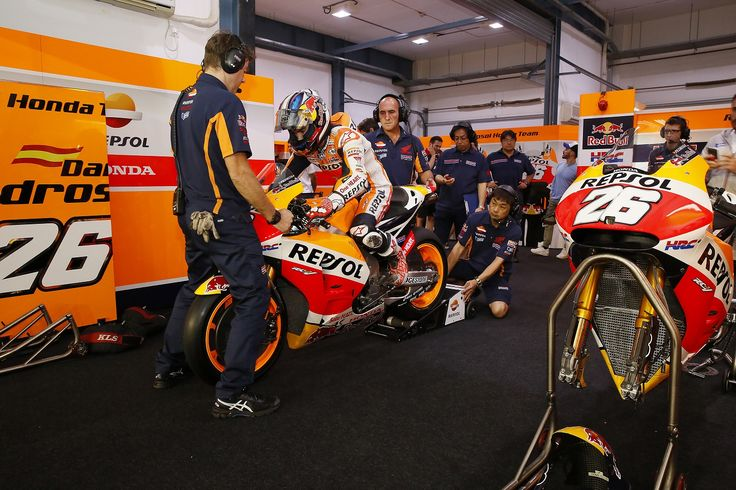 Felice Monteleone – FMPhotoSport MotoGP News Commercial Bank Grand Prix of Qatar Preview - Honda HRC Repsol Team - Monday, 27 March 2015   Reigning MotoGP Marc Marquez and teammate Dani Pedrosa aspire to the title in the premier class. Fabio Quartararo, Jorge Navarro and Maria Herrera begin first full Moto3 campaigns in Qatar.…